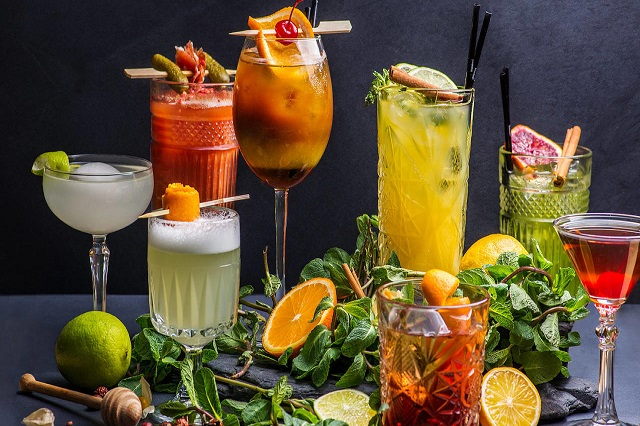Types of Cocktail Drinks and How They are Made